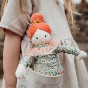 Dolls + Stuffed Animals
